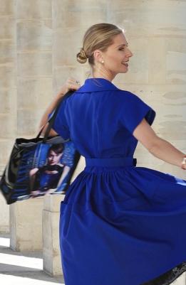 Runway Magazine Shopping Bag